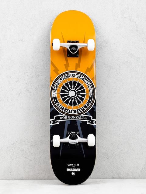 Skateboard Boulevard Gonzalez Brotherhood