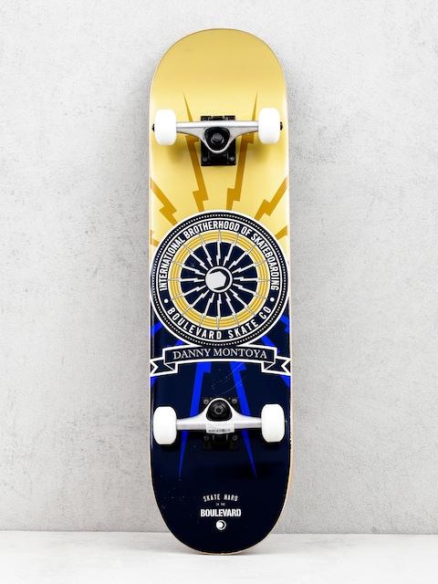 Skateboard Boulevard Montoya Brotherhood