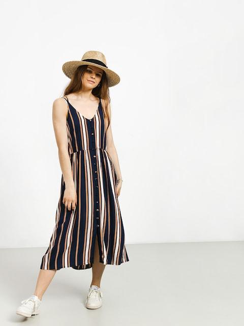 Šaty  Roxy Sunset Beauty Wmn (dress blue macy stripe)