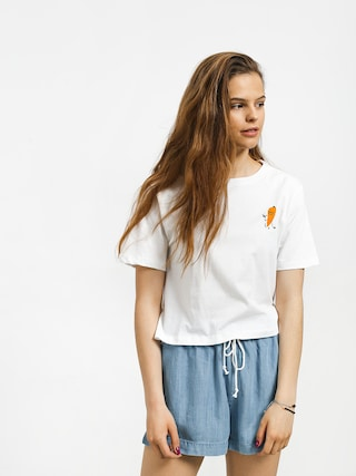 Tričko Element Yawyd Crop Wmn (white)