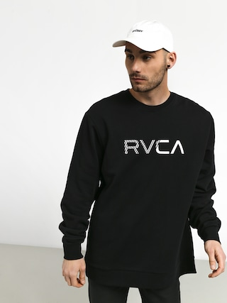 Mikina RVCA Blinded (black)