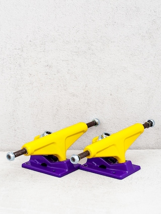 Trucky Venture Staples Lo (yellow/purple)