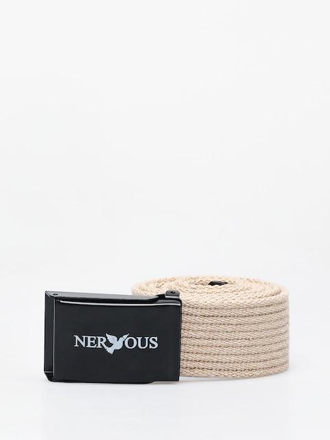 Pásek Nervous Classic (sand)
