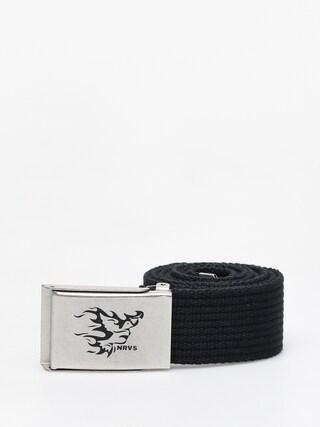Pásek Nervous Flame (black/silver)
