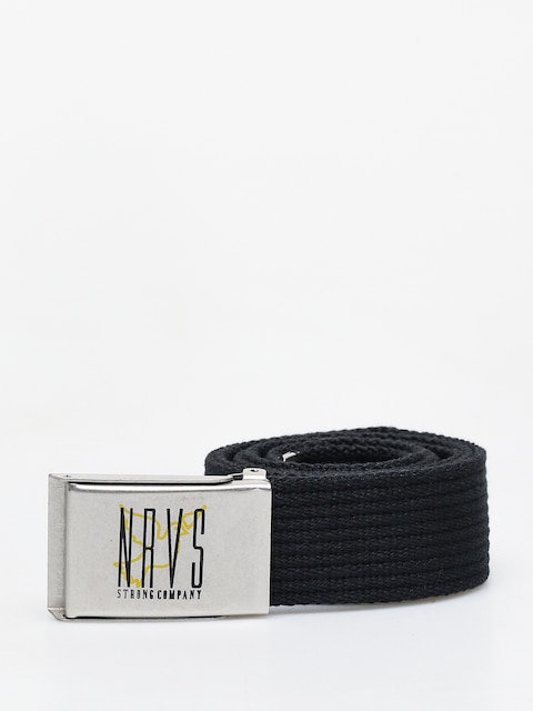 Pásek Nervous Mixed (black/silver)