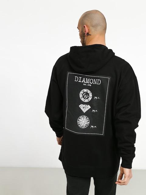 Mikina Diamond Supply Co. Draft (black)