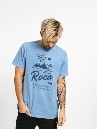 Tričko RVCA Mai Thai (ether blue)