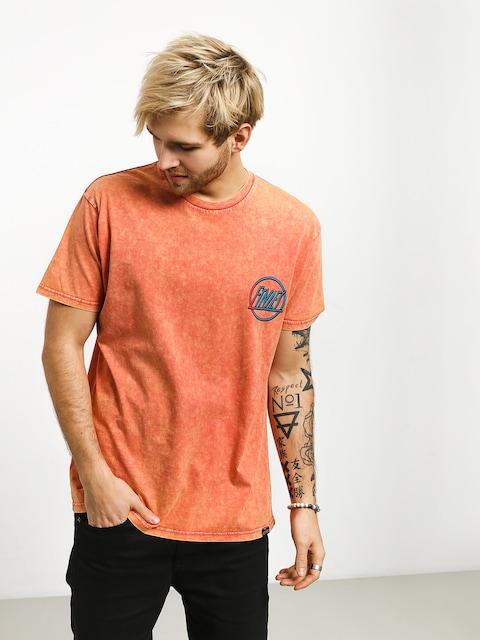 Tričko Etnies Retro (rust)