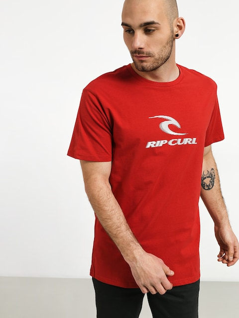 Tričko Rip Curl Iconic (red)