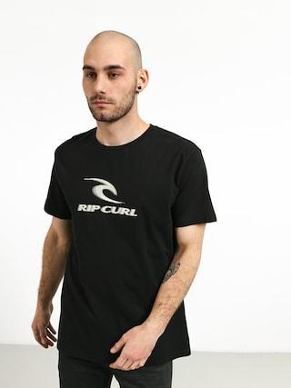 Tričko Rip Curl Iconic (black)