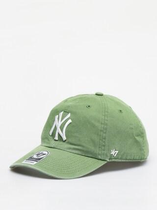 Kšiltovka  47 Brand New York Yankees ZD (fatigue green)