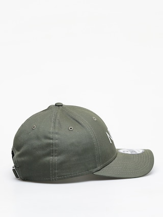 Kšiltovka New Era 9Forty Essential ZD (olive/optic white)