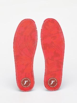 Příslušenství Vložky Footprint Kingfoam Insoles (red camo flat)