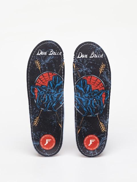 Příslušenství Vložky Footprint Dan Brise Spider Gamechanger
