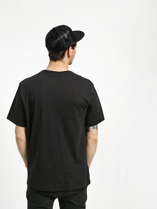 Tričko Element By Hand (off black)