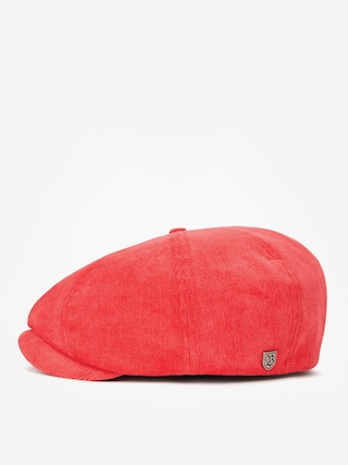 Klobouk s ku0161iltem Brixton Brood Snap ZD (red)