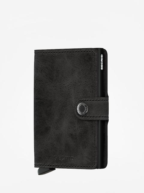 Peněženka Secrid Miniwallet (vintage black)