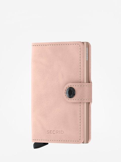 Peněženka Secrid Miniwallet (vintage rose)