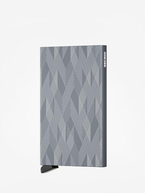 Peněženka Secrid Cardprotector Laser Zigzag (titanium)