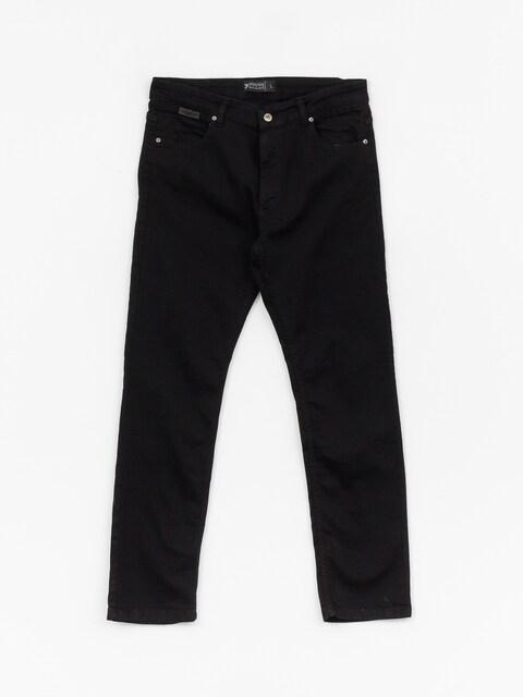 Kalhoty Nervous Classic Dnm (black)