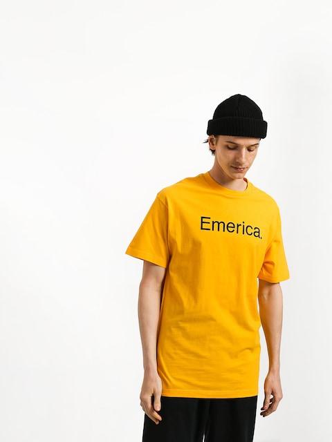 Tričko Emerica Pure Logo
