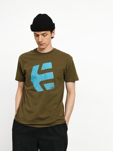 Tričko Etnies Logomania