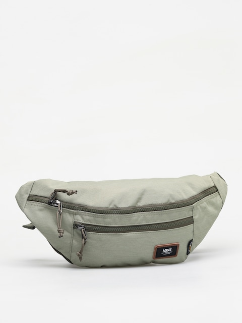 Ledvinka Vans Ward Cross Body (oil green)