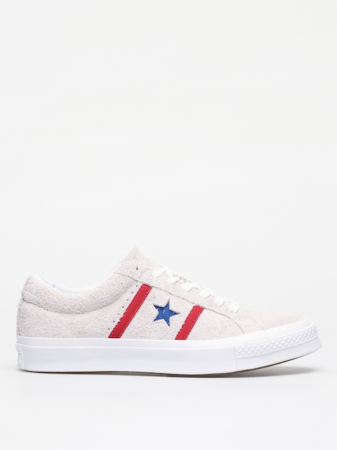 Boty Converse One Star Academy Ox (white/enamel red/blue)