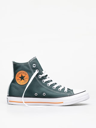 Tenisky Converse Chuck Taylor All Star Hi (fir/orange rind/wh)