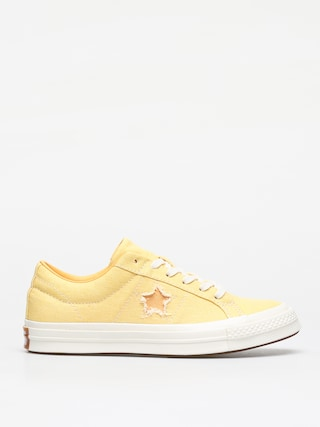 Boty Converse One Star Ox (butter yellow/melon baller)