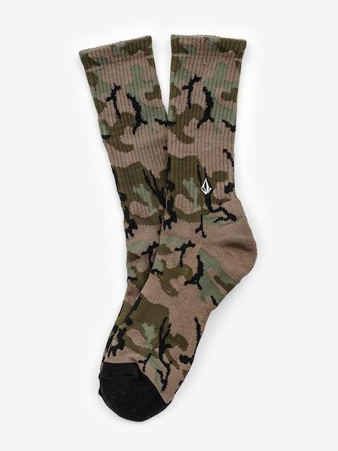 Ponožky Volcom Noa (cam)