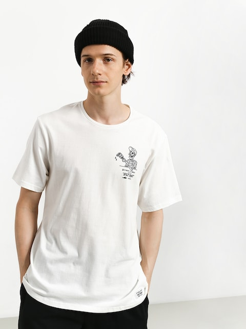 Tričko Element Spilt (off white)