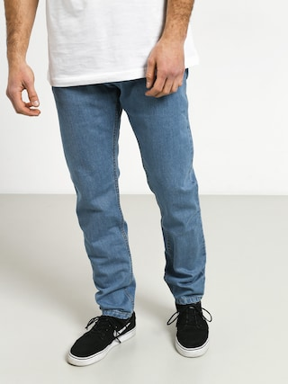 Kalhoty Elade Selvedge (light blue denim)