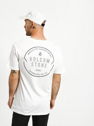 Tričko Volcom Chop Around (wht)