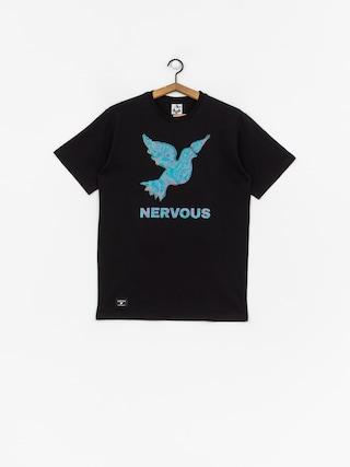 Tričko Nervous Lcd (black)