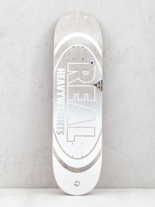 Deska Real Heavy Weight (grey/whie)