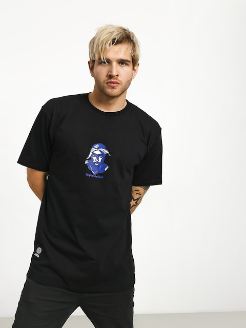 Tričko MassDnm Icon MC 2Pac