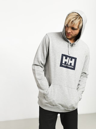 Mikina s kapucí Helly Hansen Tokyo HD (grey melange)