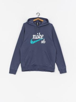 Mikina s kapucí Nike SB Sb Hoodie Washed Icon HD (obsidian/cabana)