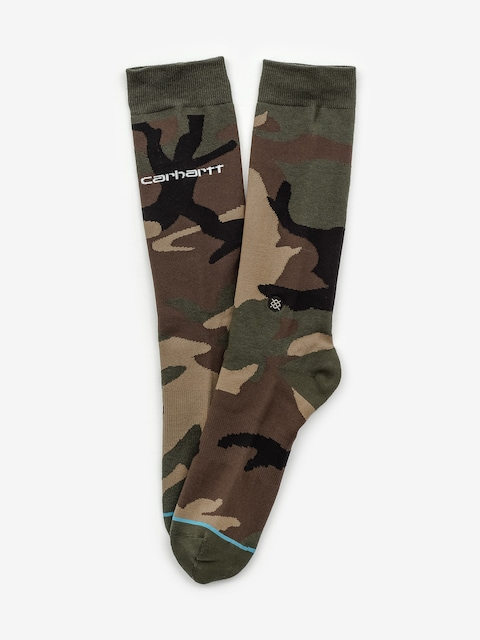 Ponožky Carhartt WIP x Stance Camo Laurel