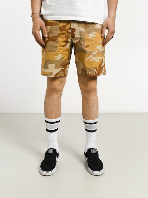 Kraťasy Nike SB Sb Camo Shorts (desert ore)