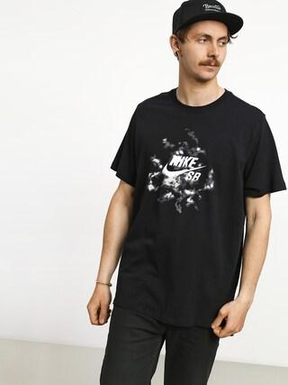 Tričko Nike SB Dorm Room Pack 3 (black/white)