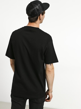 Tričko DGK Leanin (black)