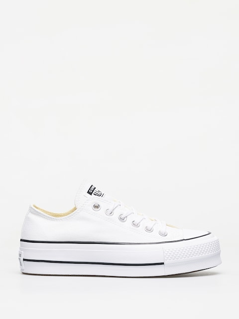 Tenisky Converse Chuck Taylor All Star Lift Ox Wmn (white/black/white)