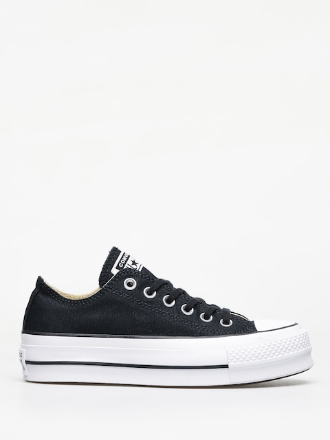 Tenisky Converse Chuck Taylor All Star Lift Ox Wmn (black/white/white)