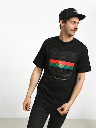 Tričko DGK Lux (black)