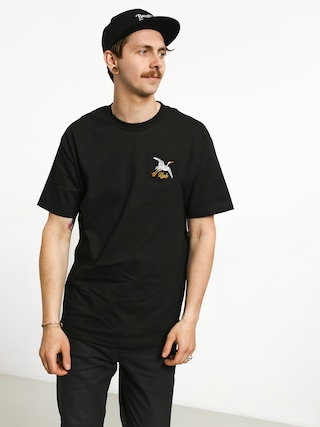 Tričko DGK Flight (black)