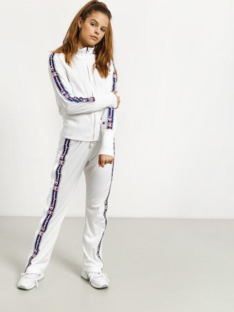Mikina Champion Premium High Neck Sweatshirt Wmn (wht)