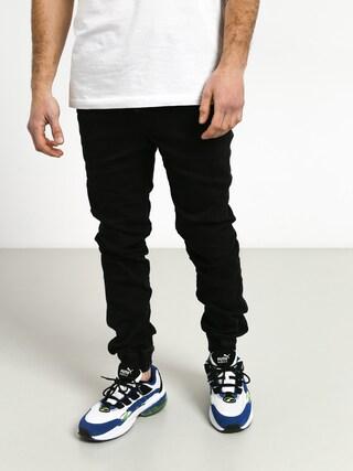 Kalhoty Diamante Wear Rm Jeans Jogger (black jeans)
