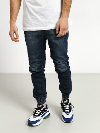 Kalhoty Diamante Wear Rm Jeans Jogger (dark wash jeans)